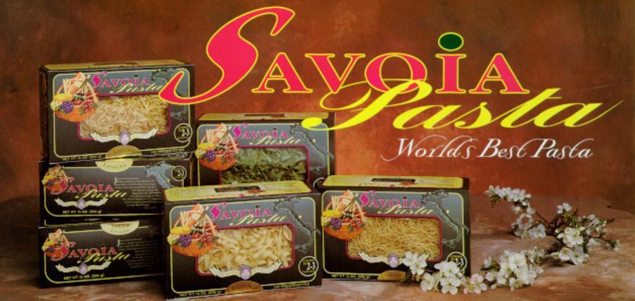 Savoia Pasta